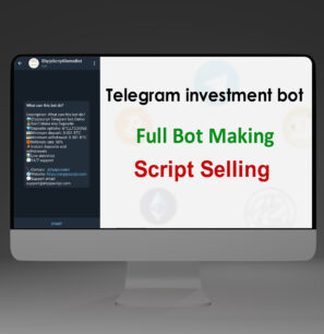 telegram investment bot script