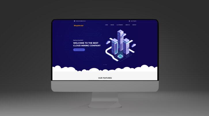 tron cloud mining script