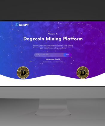 profasonal dogecoin mining script